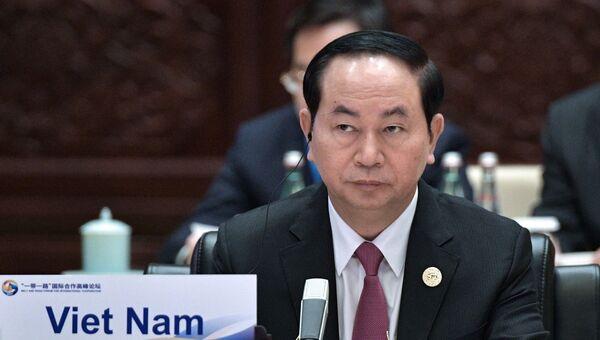 Президент Вьетнама Чан Дай Куанг. Архивное фото