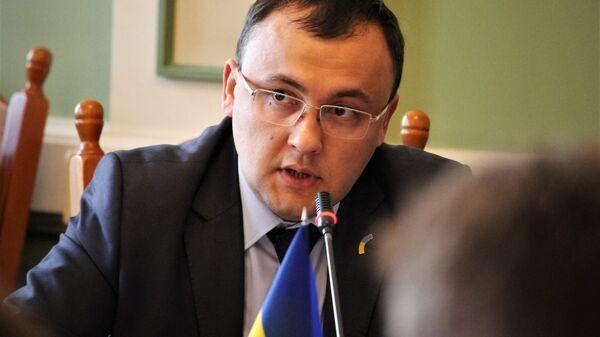 Заместитель министра иностранных дел Украины Василий Боднар