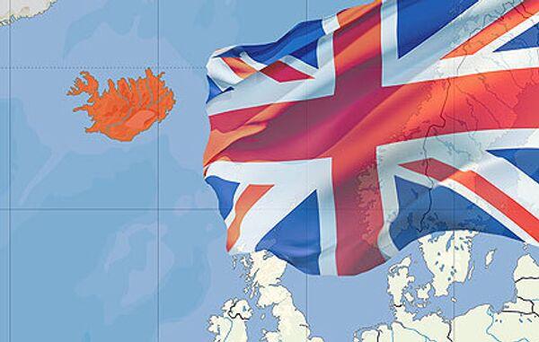 Исландия-Британия