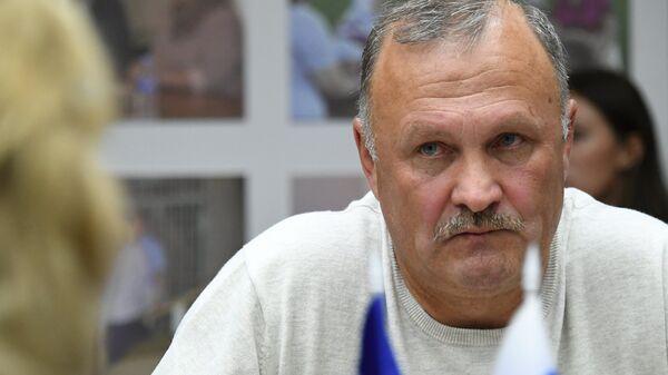 Отец заключенной под стражу в США россиянки Марии Бутиной Валерий Бутин