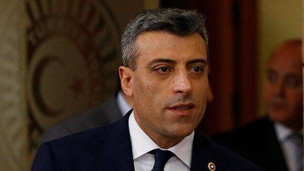 Депутат парламента Турции от основной оппозиционной Народно-республиканской партии Озтюрк Йылмаз