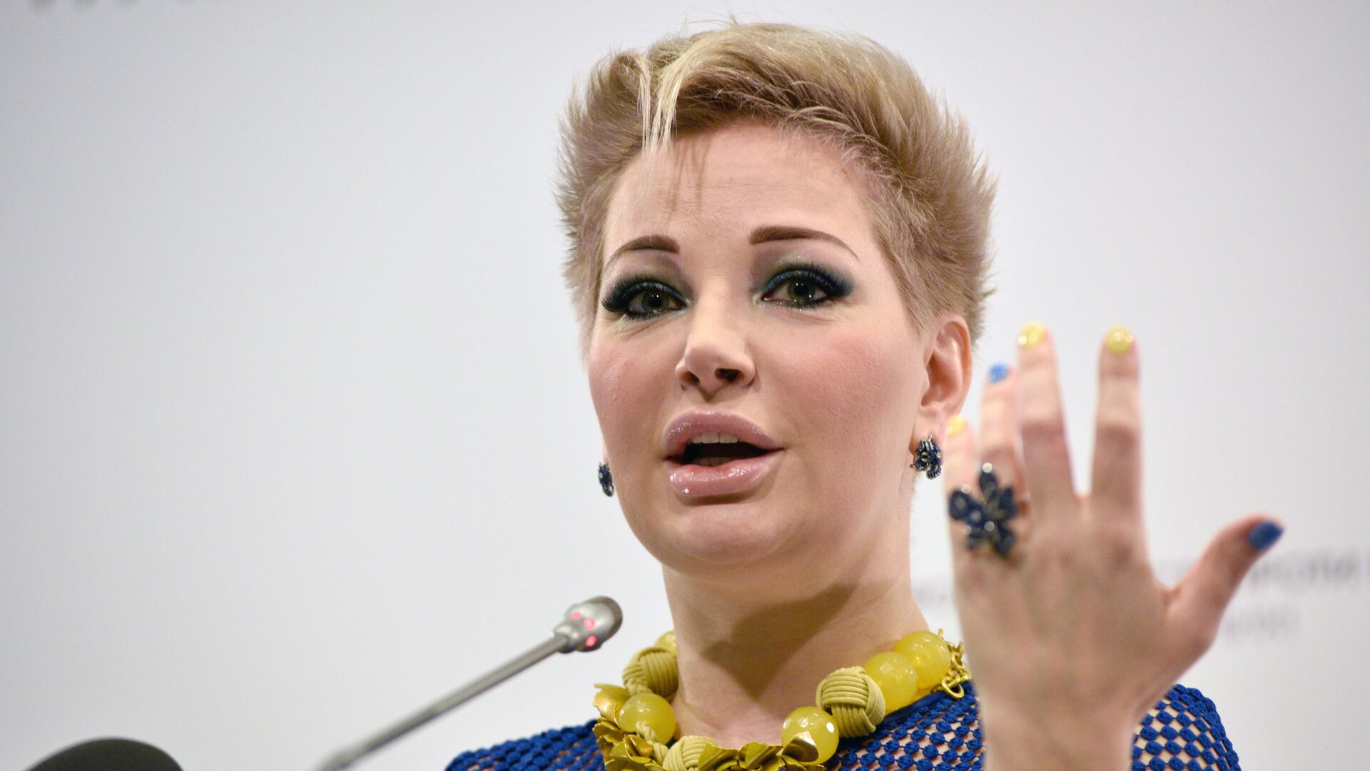 Оперная певица Мария Максакова - РИА Новости, 1920, 04.06.2021
