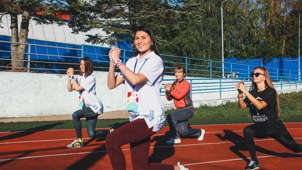 Спортивный Сахалин: проект Социальный фитнес набирает обороты