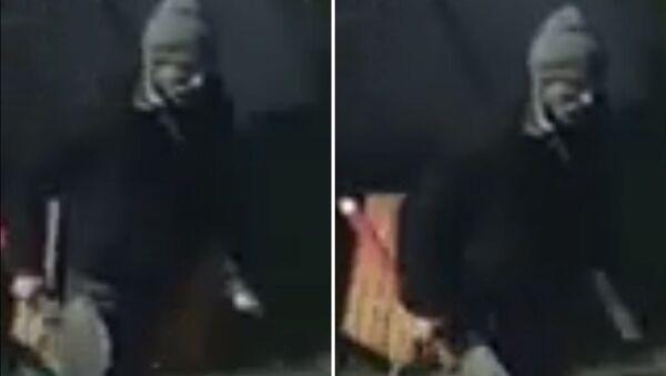 Подозреваемый в нападении на ребенка в Калининграде