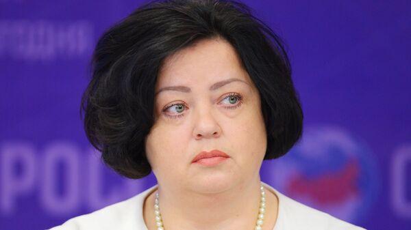 Директор ФИПИ Оксана Решетникова