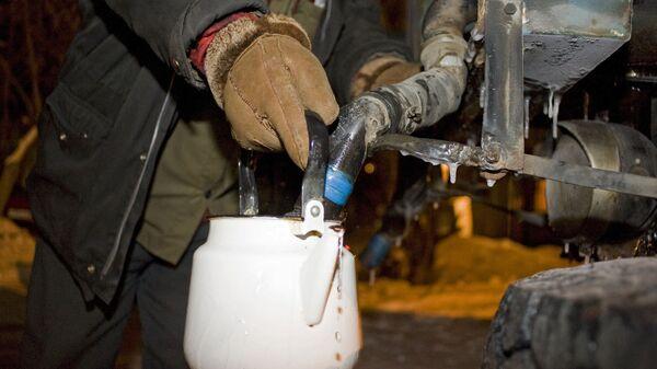Перебои с водоснабжением в городе Ревда Свердловской области