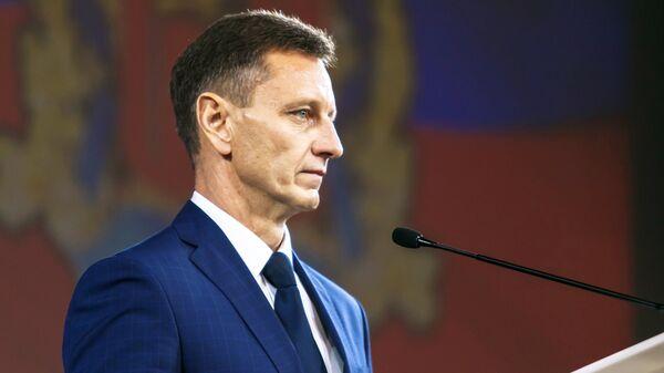 Губернатор Владимирской области Владимира Сипягина