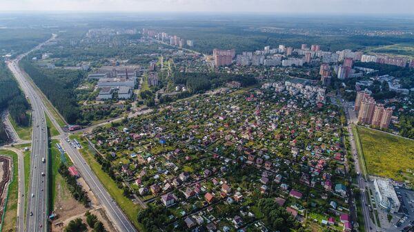 Строительство объектов транспортной инфраструктуры в Новой Москве