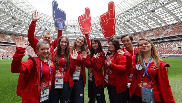 В России разработают стандарт по работе спортивных волонтеров