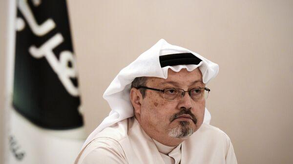 Саудовский оппозиционный журналист Джамаль Хашукджи