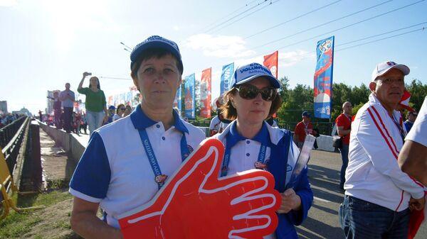 Волонтерство – одно на двоих: история серебряных добровольцев