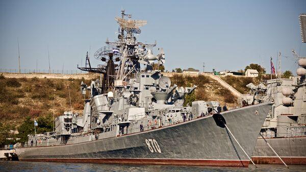 Сторожевой корабль проекта 61 Сметливый