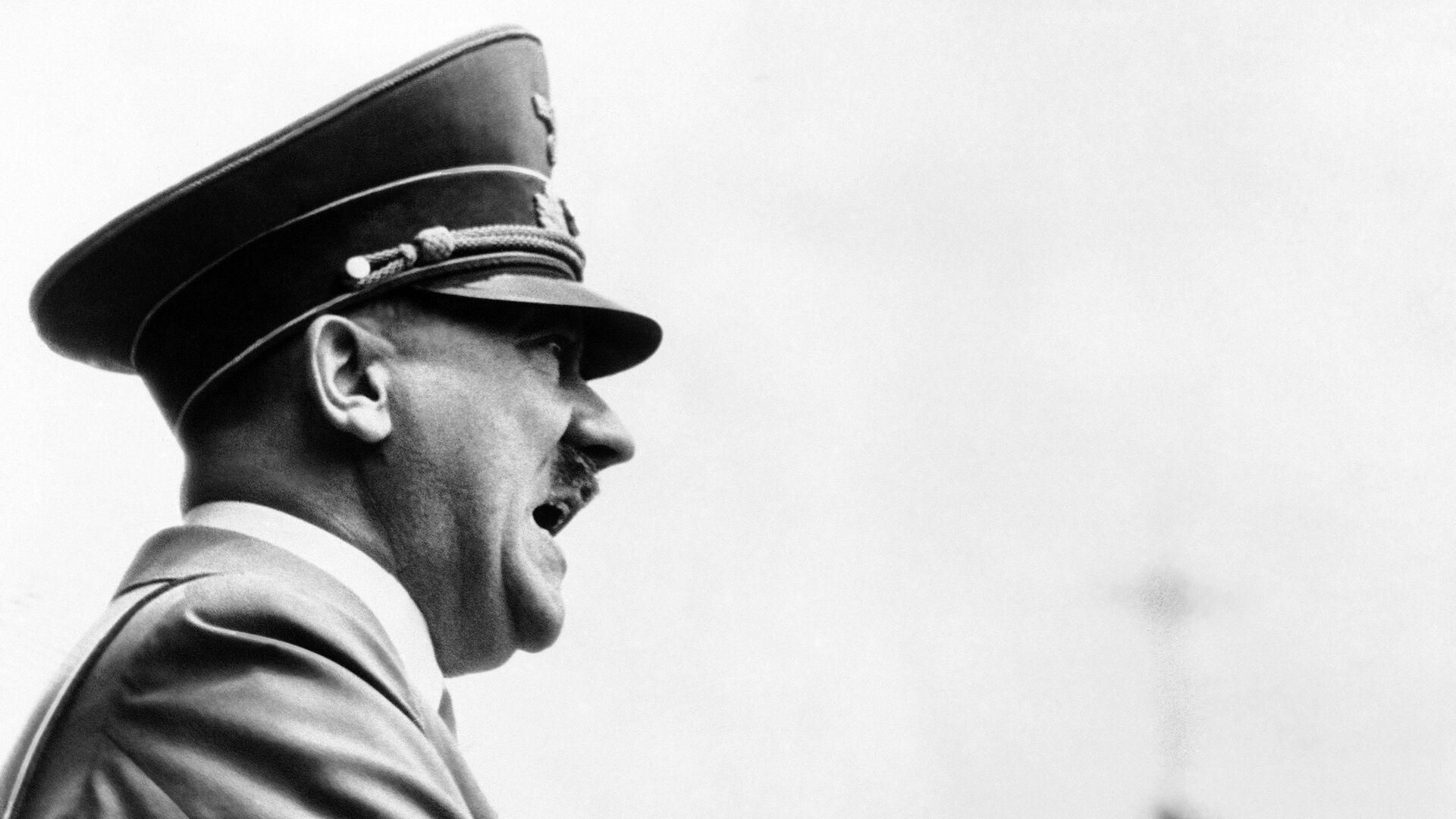 Адольф Гитлер - РИА Новости, 1920, 04.04.2020