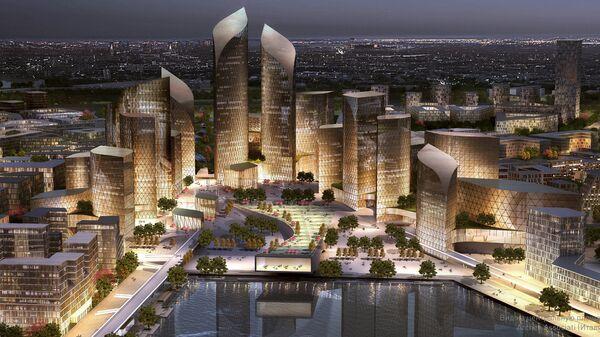 Проект умного города в Рублево-Архангельском от Archea Associati