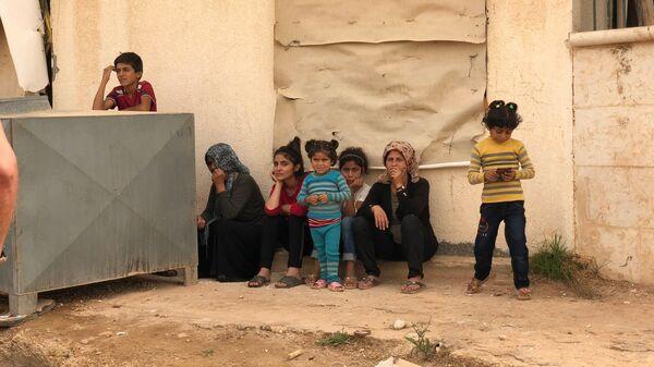 Жизнь курдских беженцев в Африне, Сирия