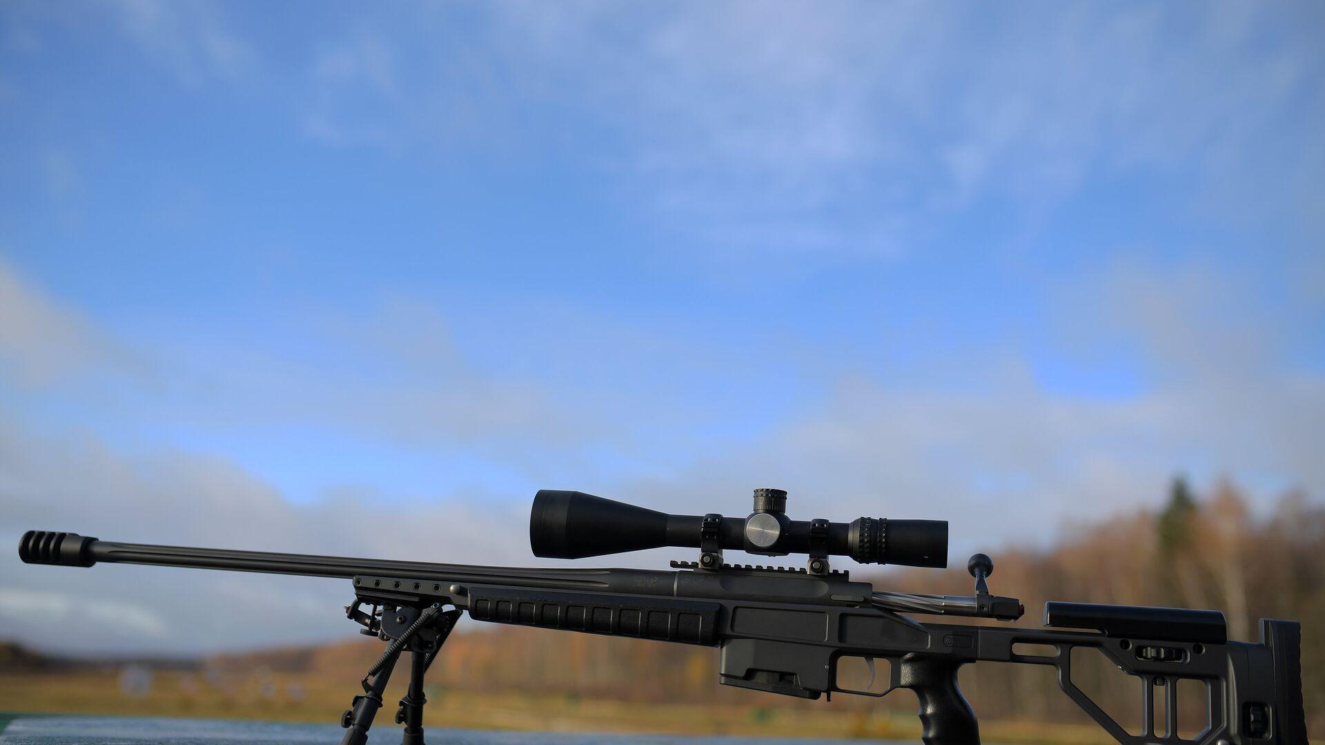 Высокоточная снайперская винтовка ORSIS Т-5000 - РИА Новости, 1920, 27.11.2019