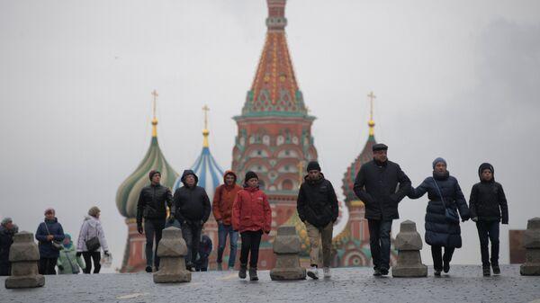 Погода в Москве