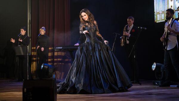 Российская певица Зара дала первый концерт в Катаре