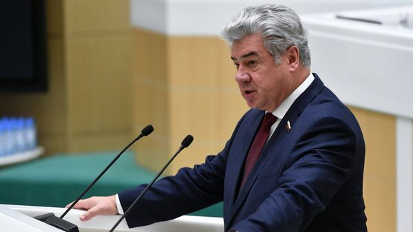 Председатель комитета Совета Федерации по обороне и безопасности Виктор Бондарев
