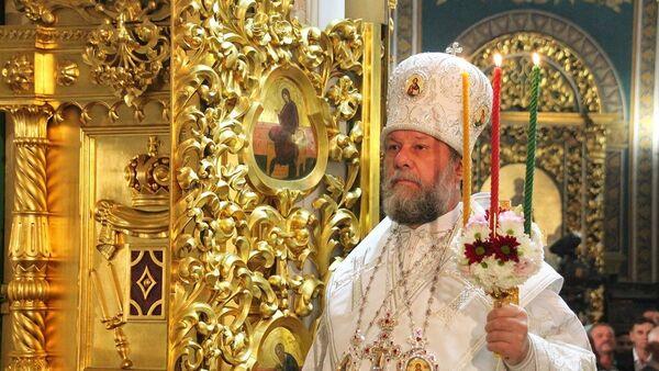 Митрополит Молдавский и Кишиневский Владимир