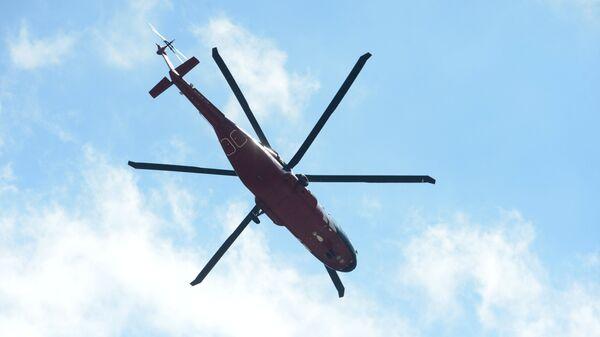 Вертолет МИ-38-2