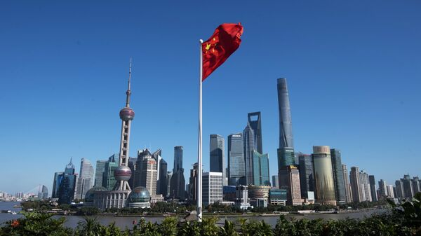 Шанхай, Китай. Архивное фото.