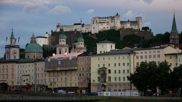 Зальцбург. Архивное фото