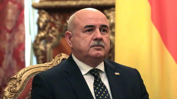 Глава МИД Южной Осетии Дмитрий Медоев. Архивное фото
