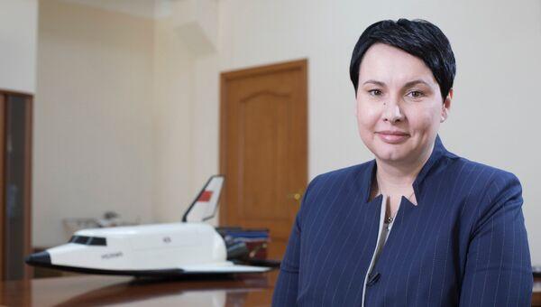 Генеральный директор научно-производственного объединения Ольга Соколова