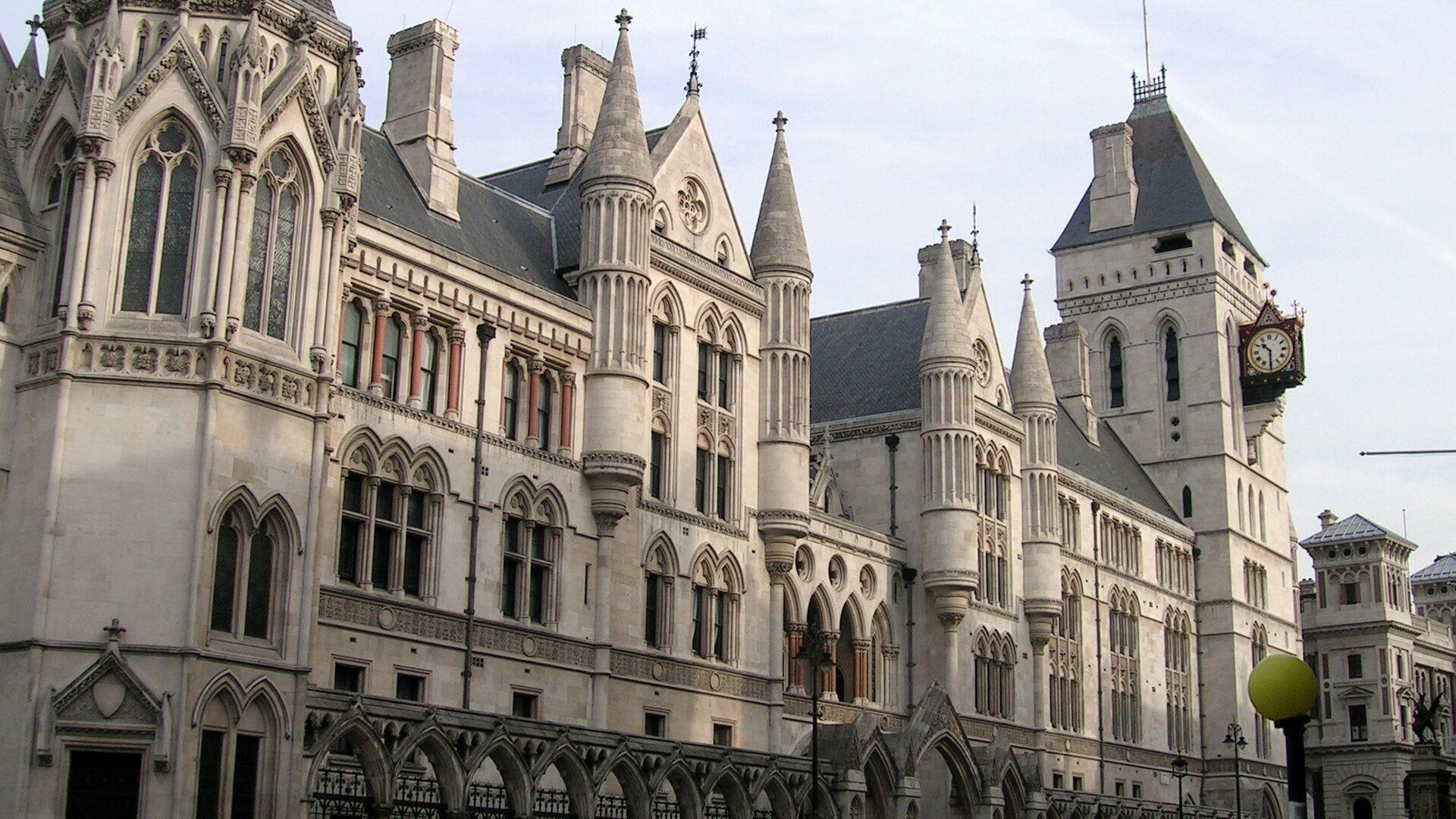 Высокий суд Лондона - РИА Новости, 1920, 06.10.2021
