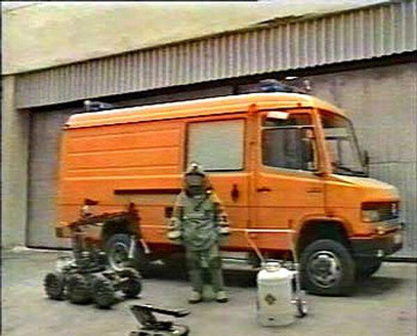 Снаряжение и спецтехника взрывотехников