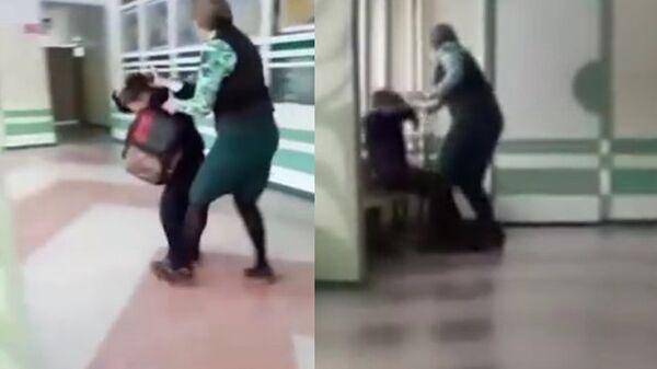 Нападение учительницы на ученика в одной из школ Комсомольска-на-Амуре