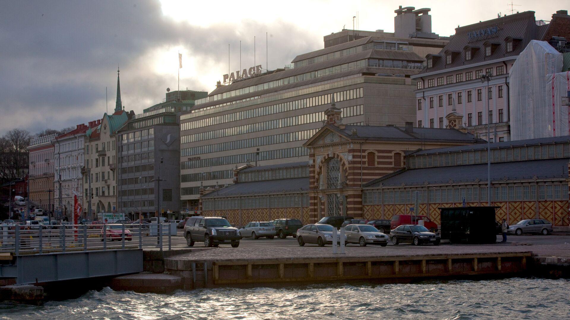 Хельсинки - РИА Новости, 1920, 01.02.2021