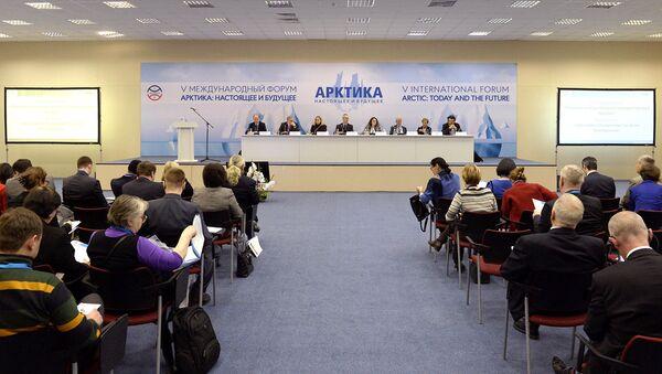 Нобелевские лауреаты выступят на форуме Арктика: настоящее и будущее
