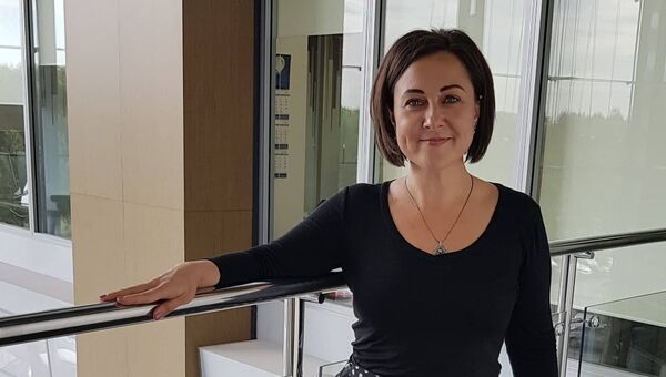 PR-директор Legenda Intelligent Development Оксана Игнатова