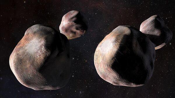 Так может выглядеть Ультима Туле, предтеча Плутона