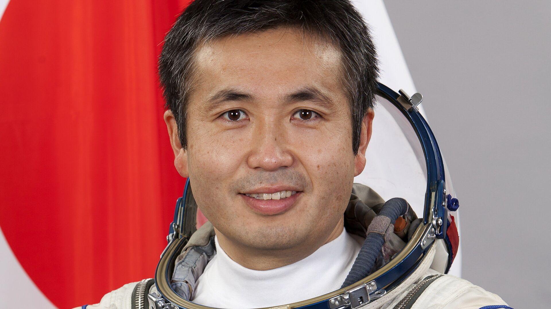 Японский астронавт Ваката отправится к МКС на корабле Crew Dragon