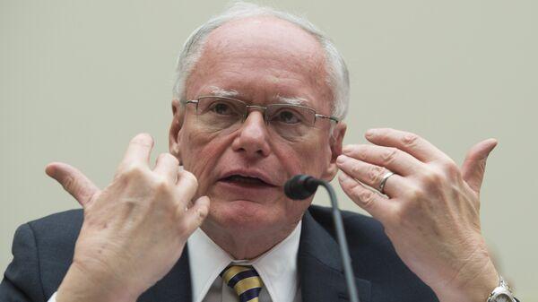 Специальный представитель госсекретаря США по Сирии Джеймс Джеффри