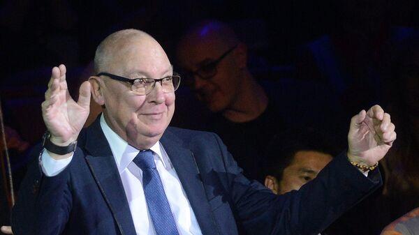 Генеральный директор Московского цирка на Цветном бульваре Максим Никулин
