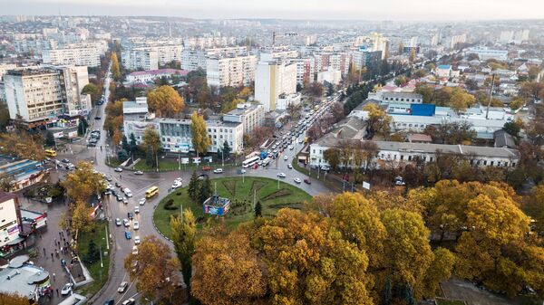 Город Симферополь в Крыму