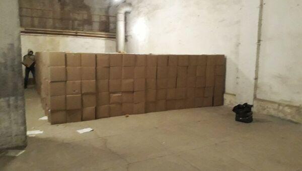 Пятьдесят три тонны этилового спирта изъяли полицейские в Крыму у членов организованной группы. 23 ноября 2018
