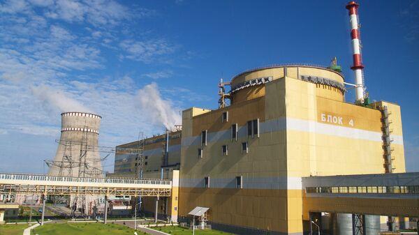 Четвертый блок Ровенской АЭС, Украина