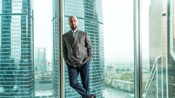 Основатель и президент Glorax Group Андрей Биржин