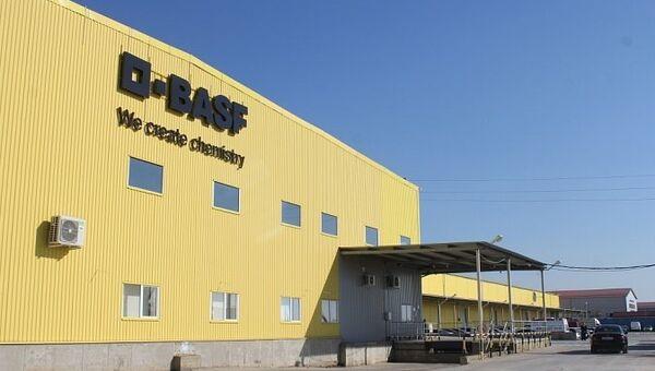 Завод BASF в Краснодаре