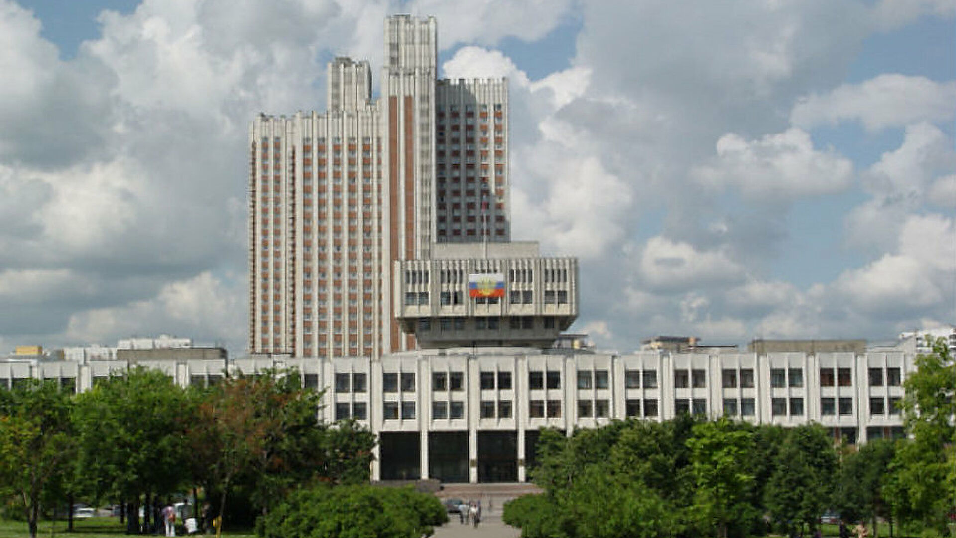 Здание РАНХиГС - РИА Новости, 1920, 13.10.2020