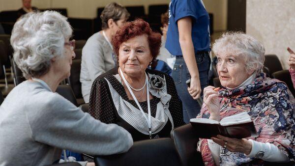 Первый центр серебряного волонтерства открылся в Нижнем Новгороде