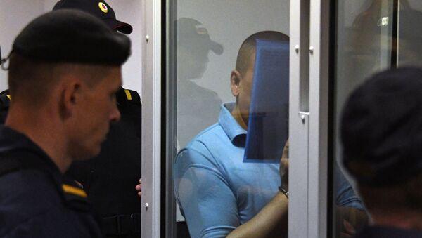 Оглашение приговора членам банды GTA. Архивное фото