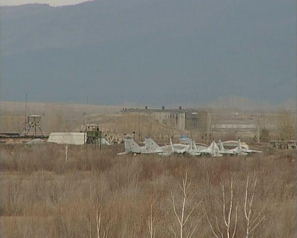 Катастрофа МиГ-29 в Читинской области