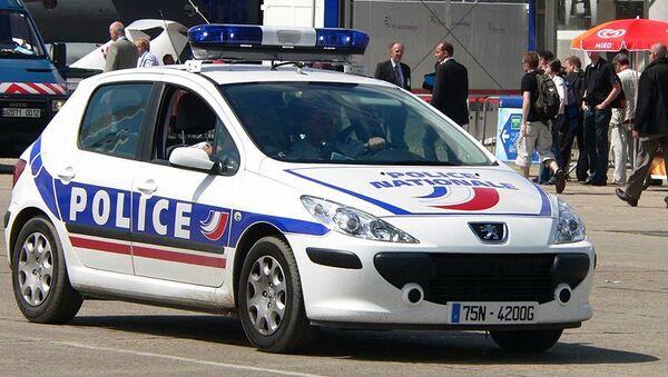 Национальная полиция Франции