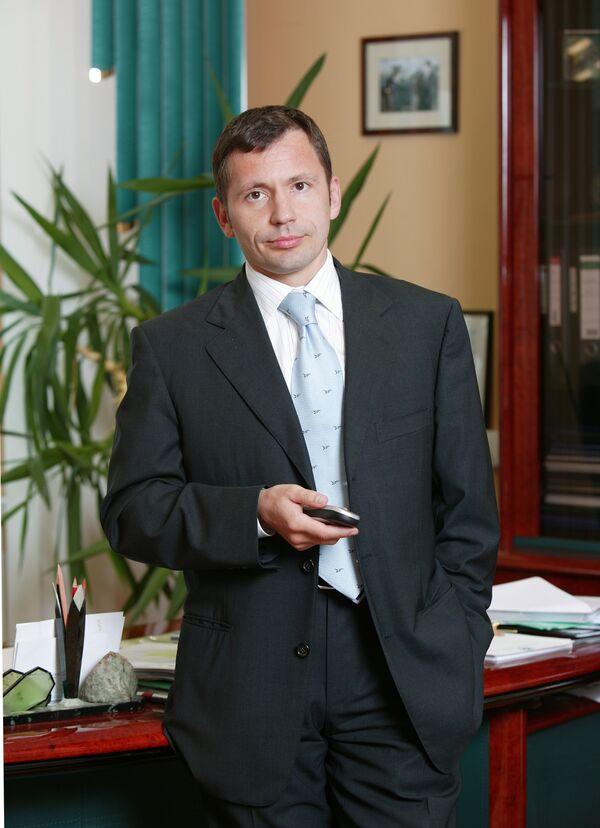 Председатель совета директоров ОАО Международный аэропорт Внуково Виталий Ванцев